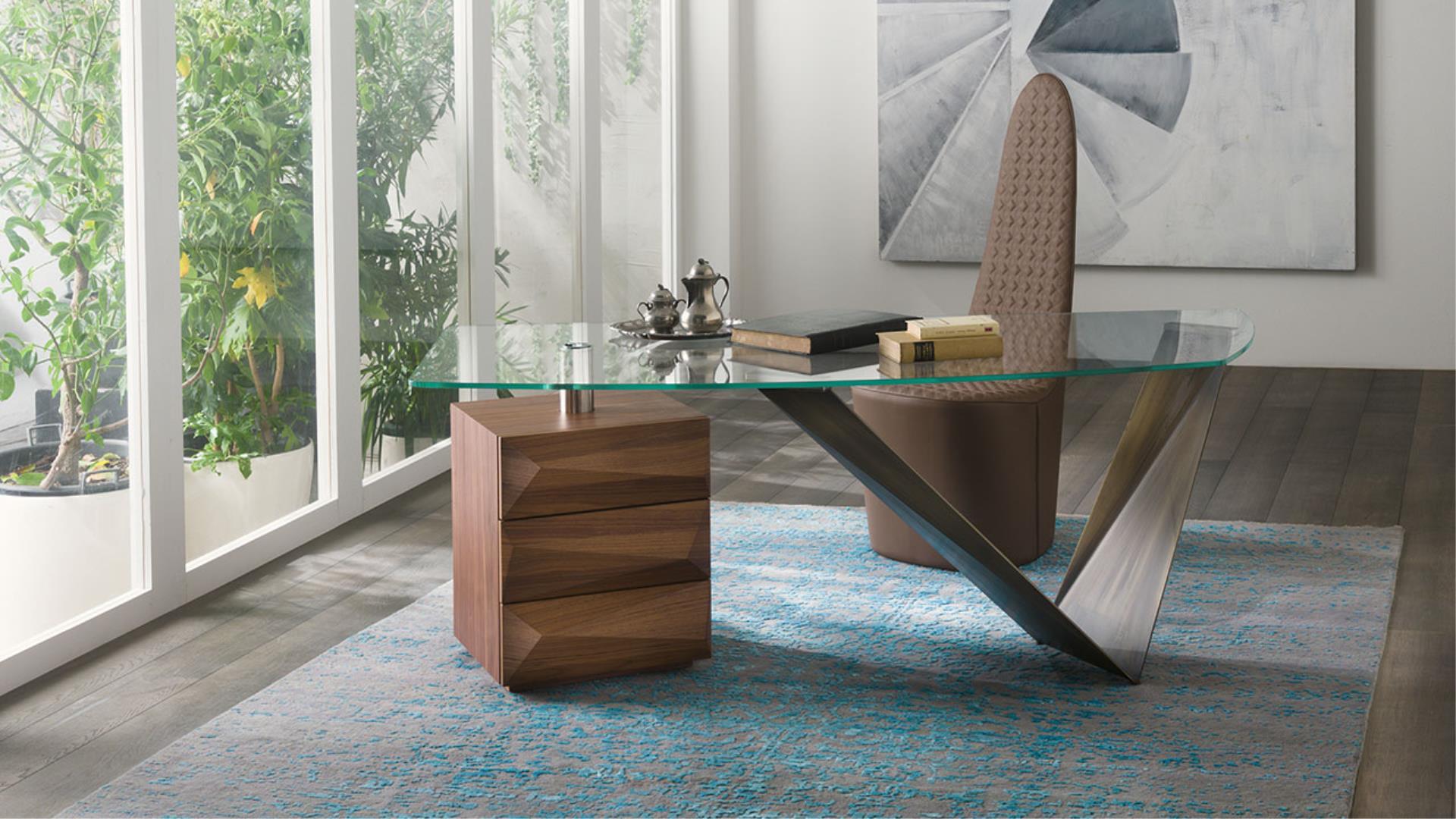 tavolo moderno vetro