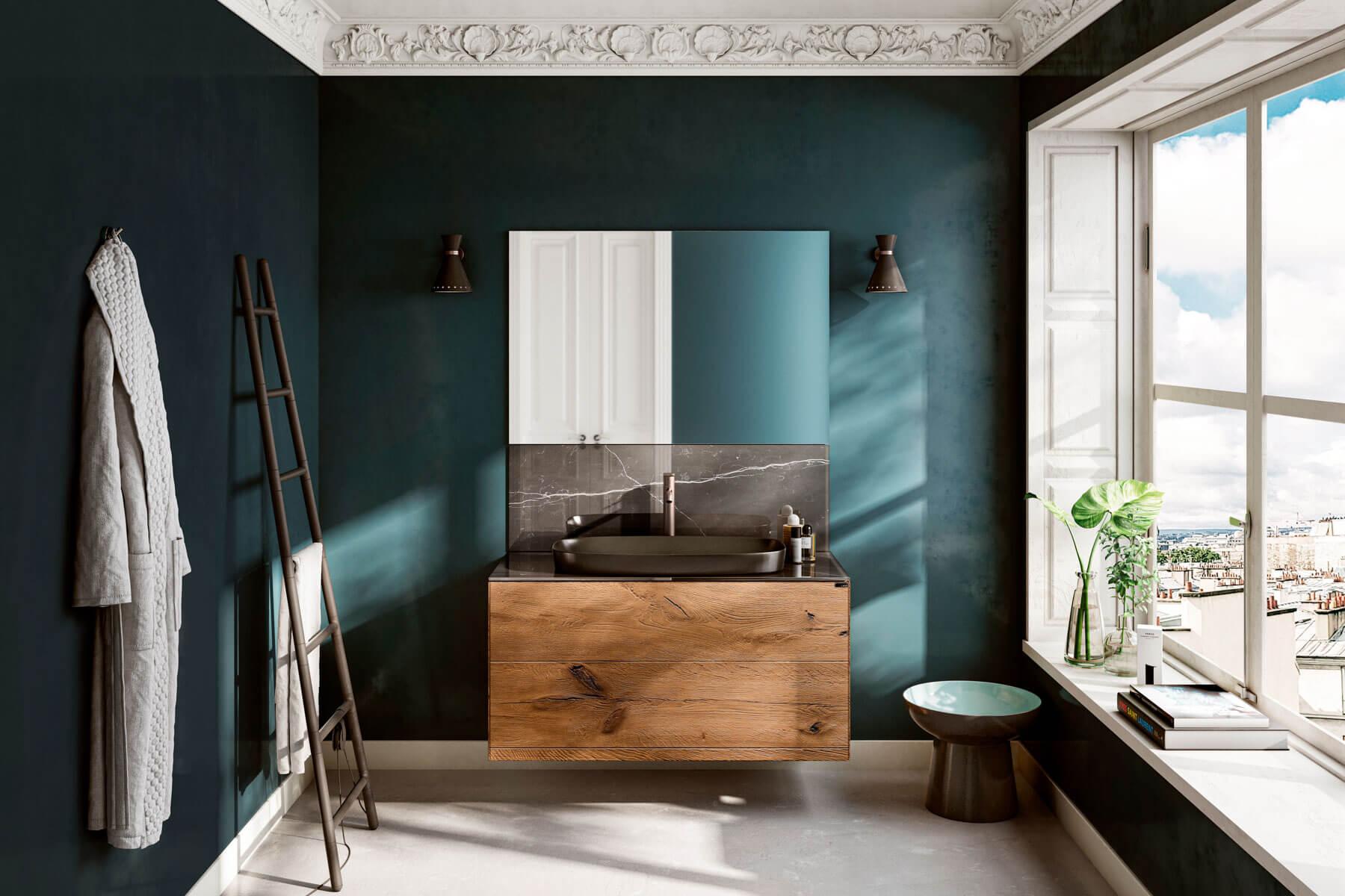 bagno kera basin mobile