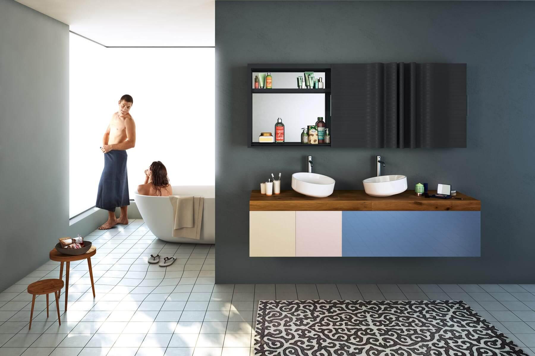 mobile bagno design