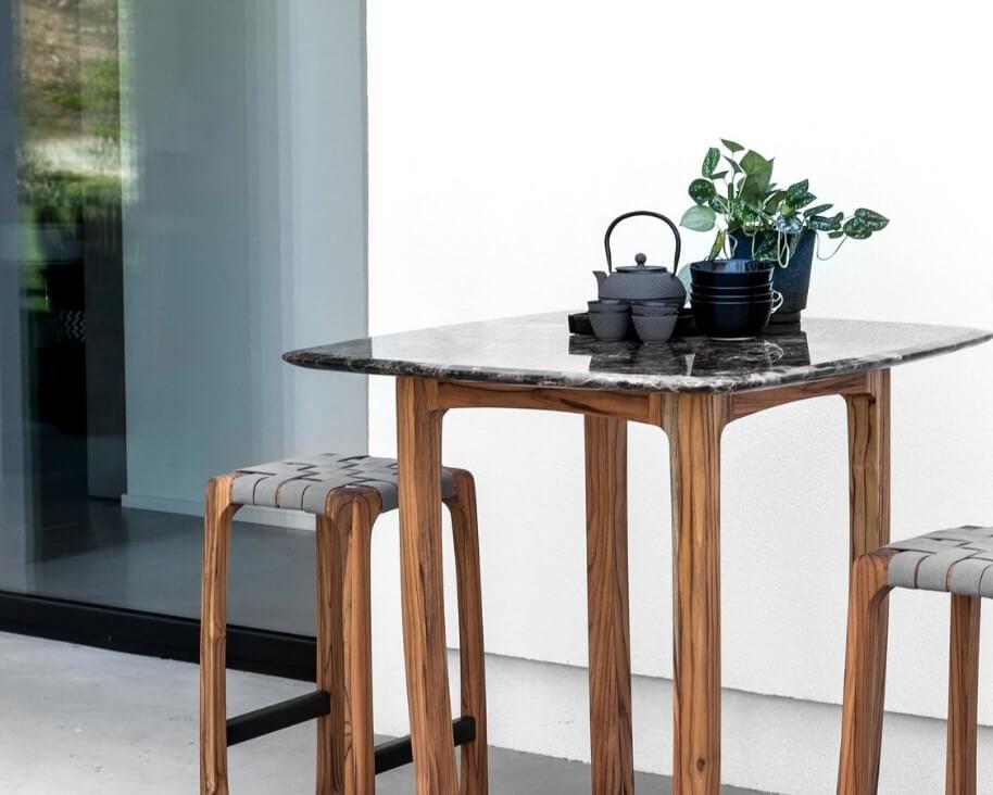 sgabelli tavolo esterno