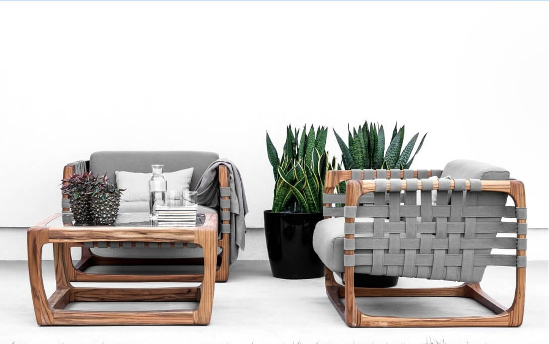composizione bungalow outdoor