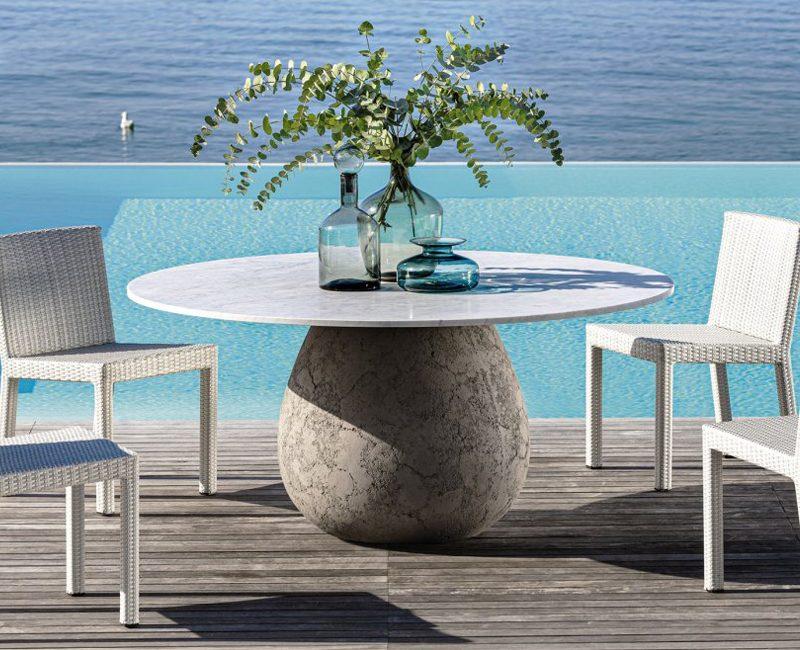 tavolo tondo design