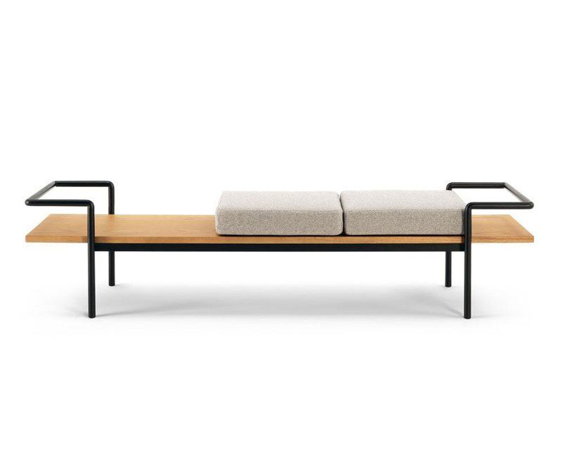 panca cuscini sedute moderne