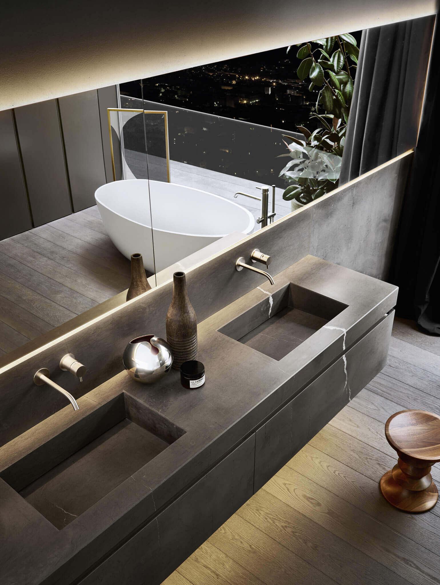 lavandino bagno componibile