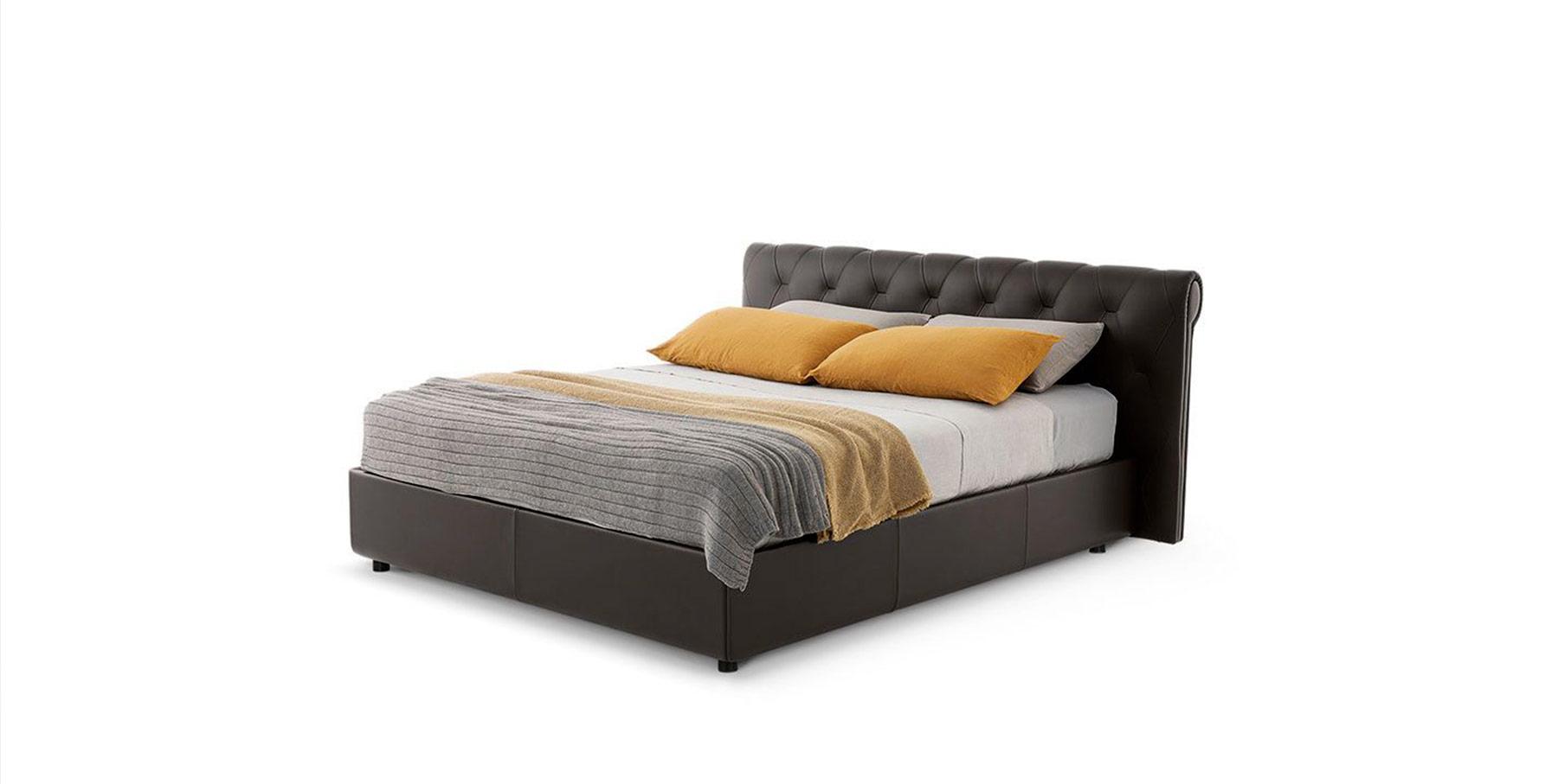 letto contenitore bluemoon chiuso