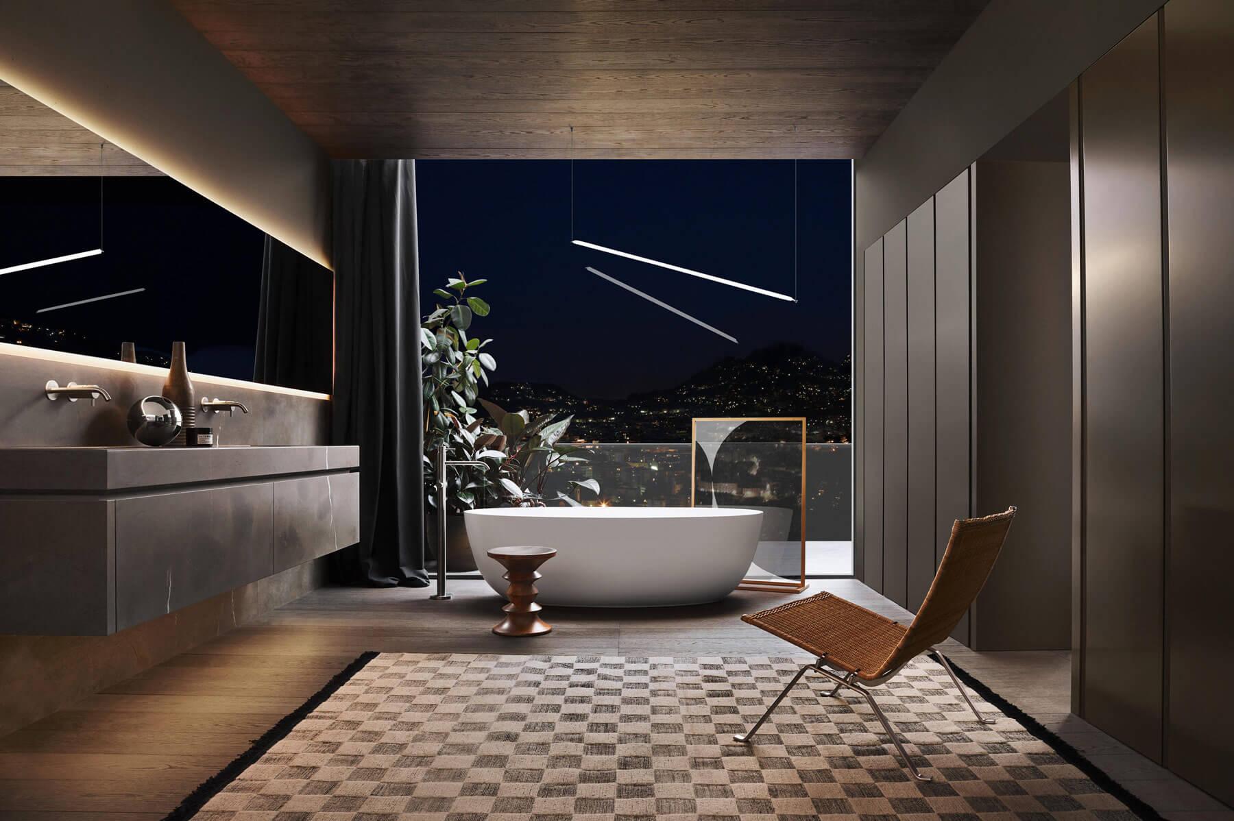 arredamento componibile bagno design