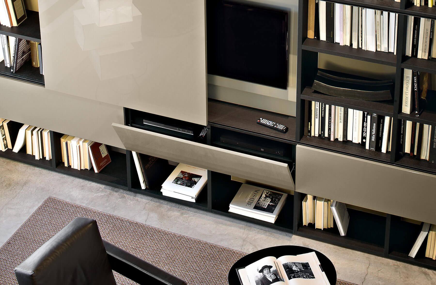 mobili per soggiorno selecta