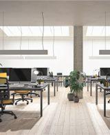 mobili per ufficio open space