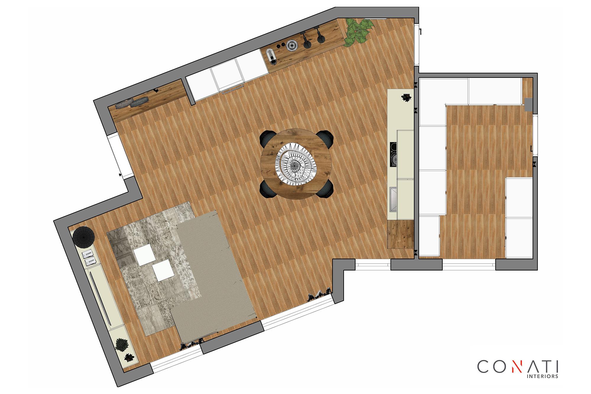 progetto design casa