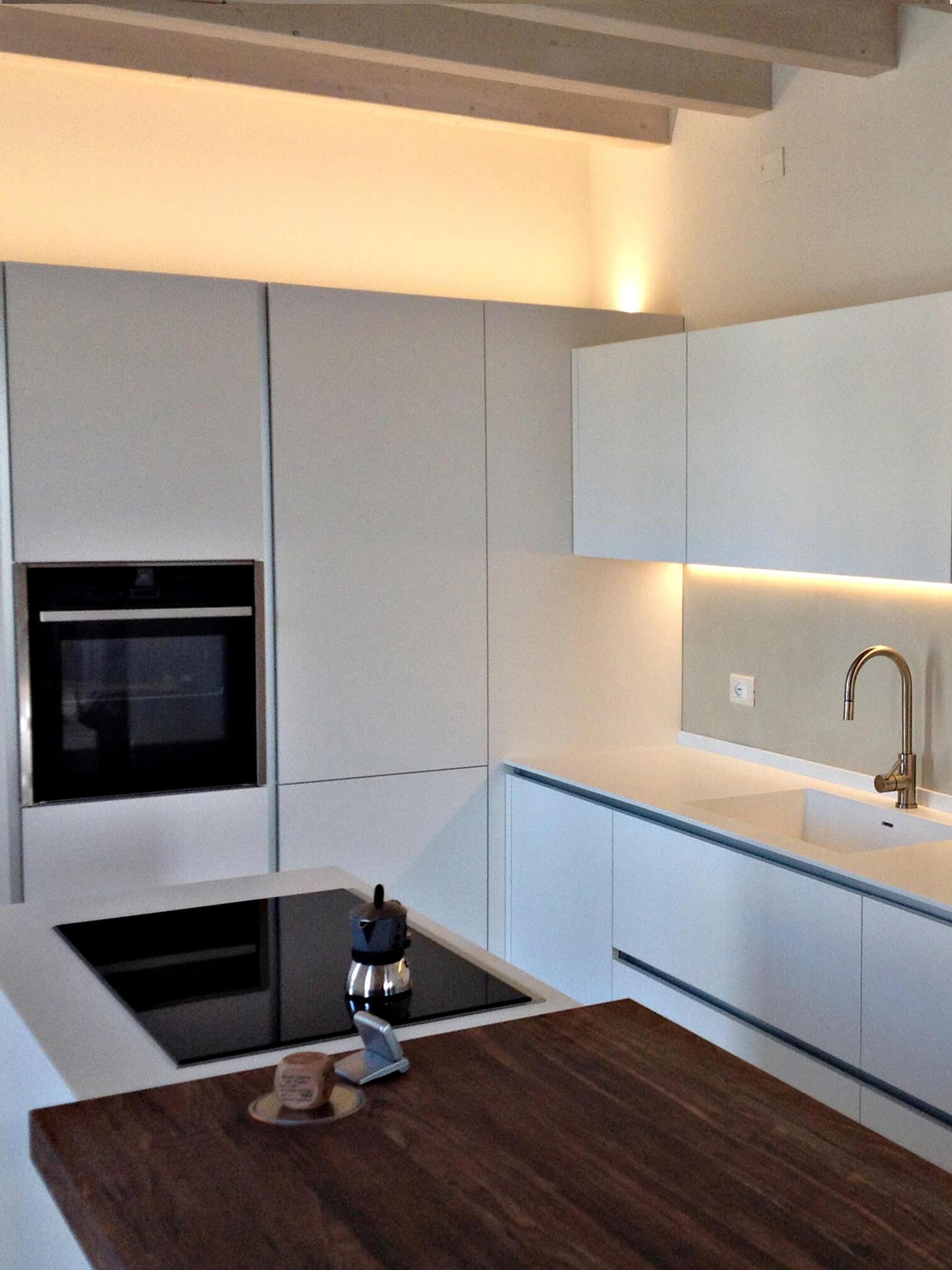 dettaglio design cucina