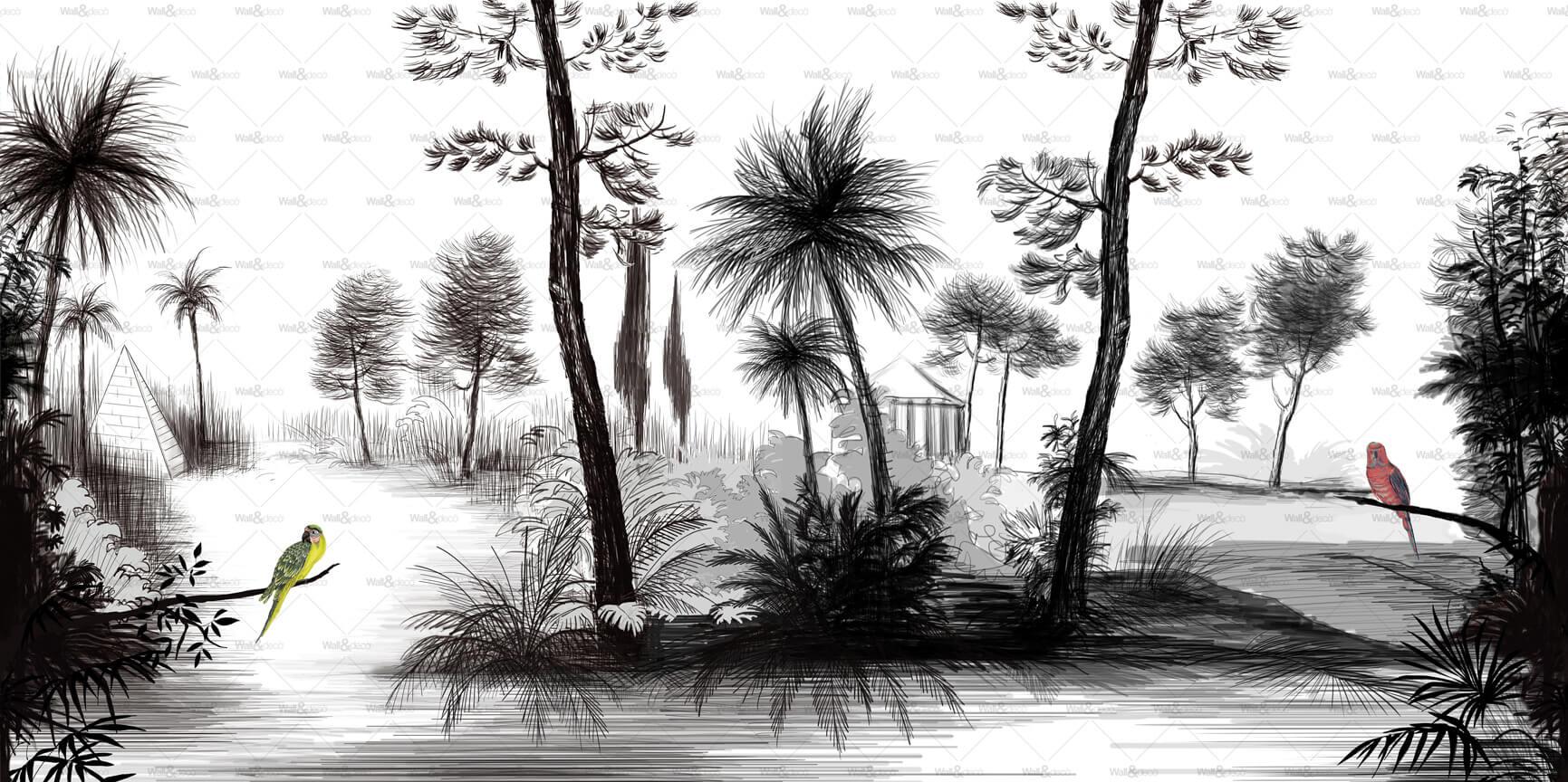 wet system imaginary paradise