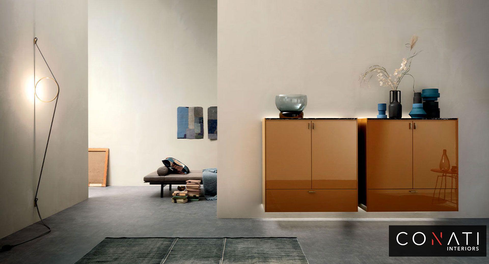 Mobili soggiorno moderno